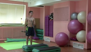 twink gay man never imagined he would get a ass workout that would both give him pain and pleasure.
