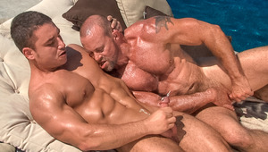 COLT's packing large dudes & big loads into this spunk compilation