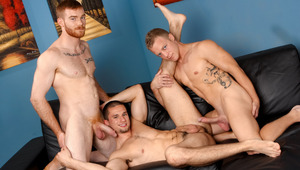 James & Anthony make Adam take a gay test he's sure to fail!