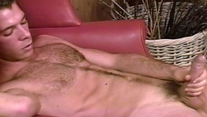 Sean Patton pops a sex tape of uncut man Marc Brody !
