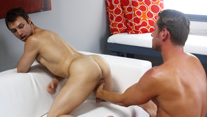 Devon Hunter & Lucas Knowles fuck each other and a big dildo