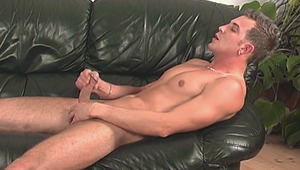 New-to-porn stud drops his pants on camera for all to see