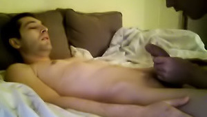 Check out this guy having his fuckbuddy sucking his dick like nuts. Enjoy real gay sex like never before.