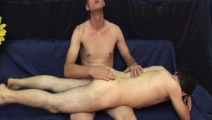 Deen and Sasha warm up with some spanking and light anal play before getting down to business. sweaty, moaning, cum-soaked business.