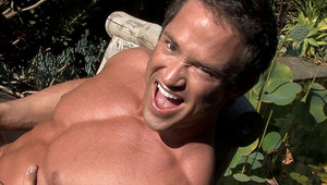 Meet the funny Brian more deeply in this solo sex scene!