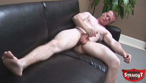 Spencer Todd is the new bf in town and he shows off a body that has a cock to match. Watch as he does a little self pleasuring in an effort to pay the bills!