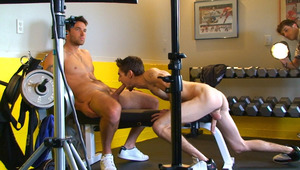 It's another backstage show with Trystan and Johnny Torque.