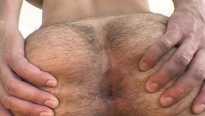 lovely straight latino wanking his hard rod off until cumming