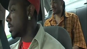 """Blue Ice hooks up with Thugzilla for an awesome suck and fuck session. These 2 hot black studs are giving each other what they need huge time! Don't miss this episode of """"His First Gay Sex"""" and see how hot things get!"""