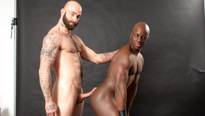 Sam & Jay spark serious heat during cute photo fuck session