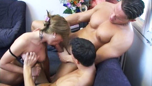 Nice Looking men Fucking Each Other & Having Fun With broad