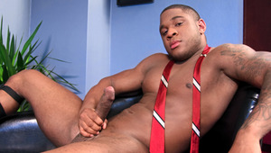 Join Hunter as he pops off a hot sticky one for you to enjoy