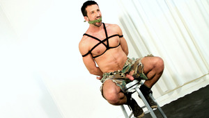 stud Struggles To Touch His Own dong! Watch Him In His Solo!