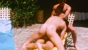 Amazing 3some under the sun finishing with warm cumshots