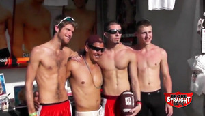 Watch in this update as Blake Bennet gives the men a view from his point of view