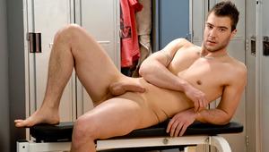 Alex decides to extend his workout just a little longer!