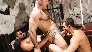 These men are horny and have 1 thing in mind: hard fucking