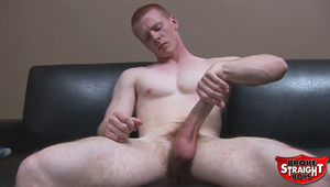 Spencer Todd is the new BF in town and he shows off a body that has a penis to match. Watch as he does a little self pleasuring in an effort to pay the bills!