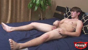 Nick Niko has never jerked off on camera before, however, watch as this ultra hot new bf decides that the camera may just be the ultimate turn on!