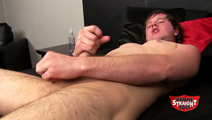Hungry for money and horny all the time, Brayden shows us his skills.