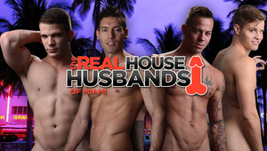 Angel, Sean, Joey and Alexander are all living the high-priced lifestyle in hot and beautiful Miami, thanks to the support of their wealthy wives. These 4 married dudes keep busy with Miami's sizzling social scene and a jam-packed schedule of charity eve