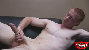 Spencer Todd is the new boy in town and he shows off a body that has a rod to match. Watch as he does a little self pleasuring in an effort to pay the bills!